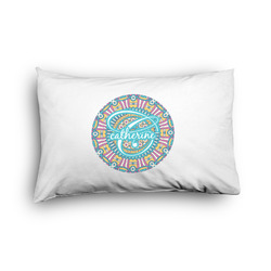 Bohemian Art Pillow Case - Toddler - Graphic (Personalized)