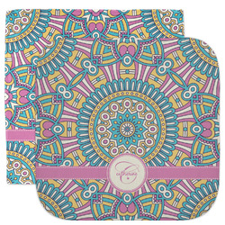 Bohemian Art Facecloth / Wash Cloth (Personalized)