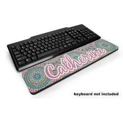 Bohemian Art Keyboard Wrist Rest (Personalized)