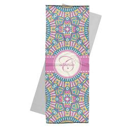 Bohemian Art Yoga Mat Towel (Personalized)