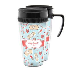 Nurse Acrylic Travel Mugs (Personalized)