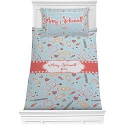 Nurse Comforter Set - Twin XL (Personalized)
