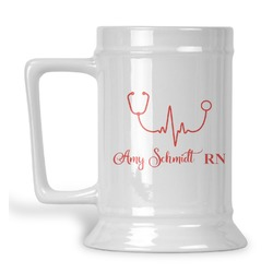 Nurse Beer Stein (Personalized)