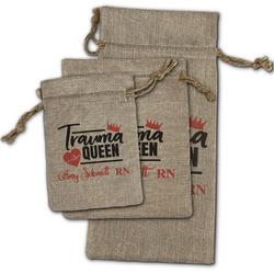 Nurse Burlap Gift Bags (Personalized)