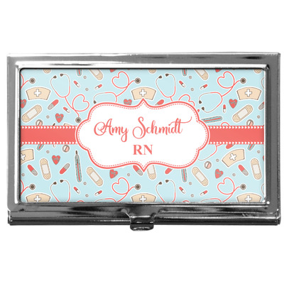 Nurse Business Card Case