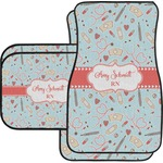 Nurse Car Floor Mats (Personalized)