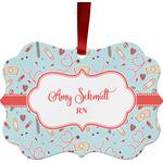Nurse Ornament (Personalized)