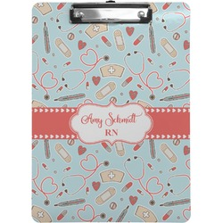 Nurse Clipboard (Personalized)