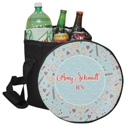 Nurse Collapsible Cooler & Seat (Personalized)
