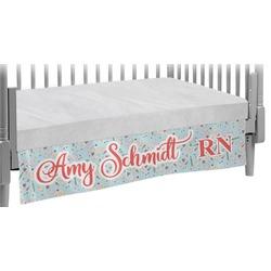 Nurse Crib Skirt (Personalized)