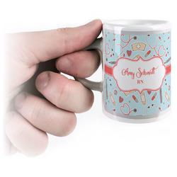 Nurse Espresso Cups (Personalized)