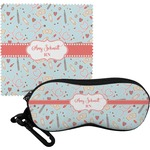 Nurse Eyeglass Case & Cloth (Personalized)