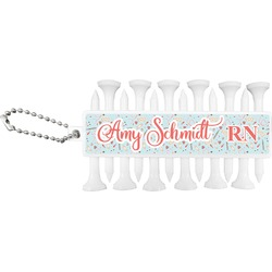 Nurse Golf Tees & Ball Markers Set (Personalized)