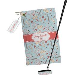 Nurse Golf Towel Gift Set (Personalized)