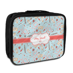 Nurse Insulated Lunch Bag (Personalized)