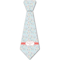 Nurse Iron On Tie (Personalized)
