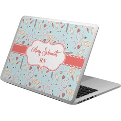 Nurse Laptop Skin - Custom Sized (Personalized)