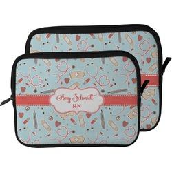 Nurse Laptop Sleeve / Case (Personalized)
