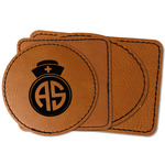Nurse Faux Leather Iron On Patch (Personalized)