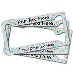 Nurse License Plate Frame (Personalized)
