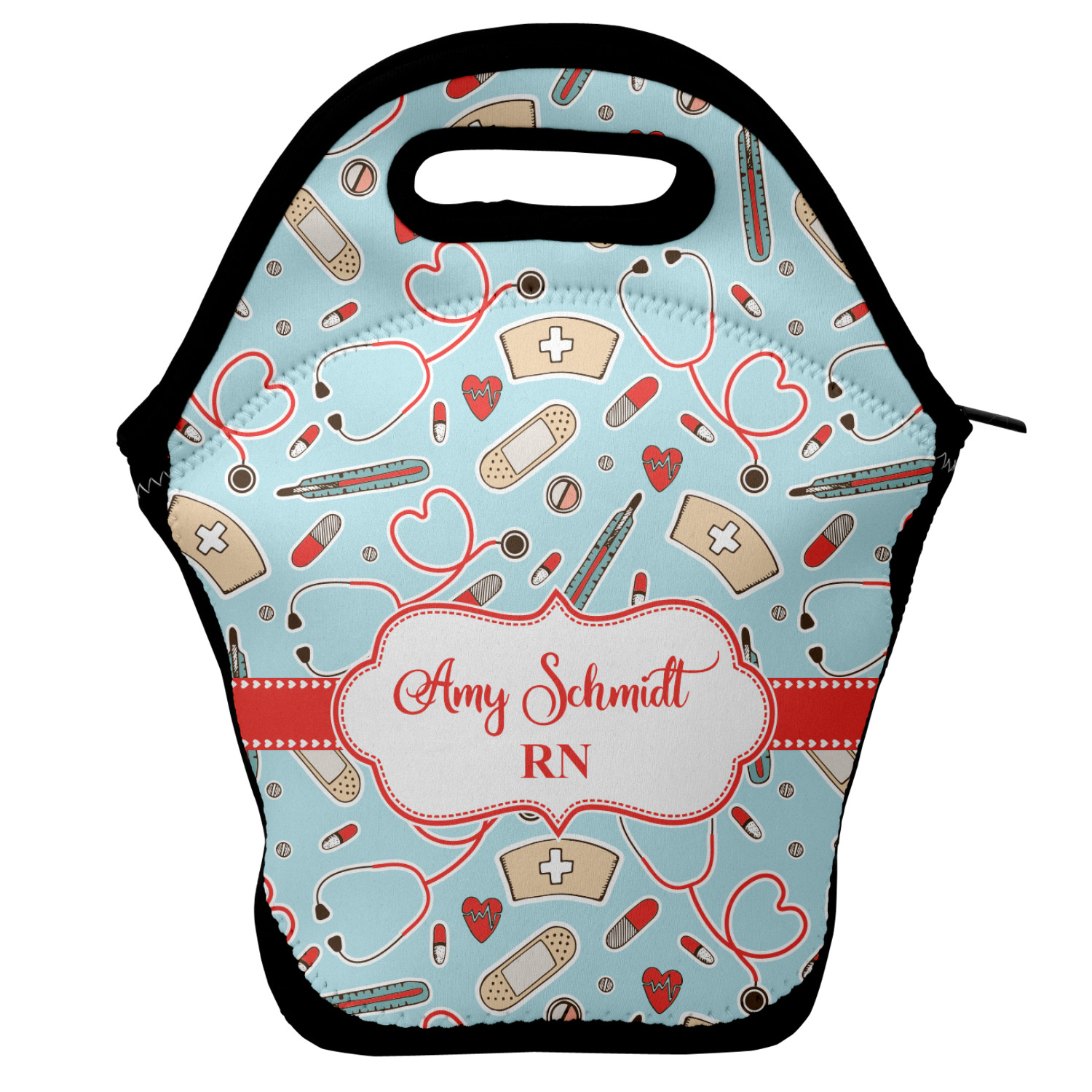 Nurse Lunch Bag Personalized