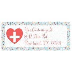 Nurse Return Address Labels (Personalized)