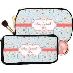 Nurse Makeup / Cosmetic Bag (Personalized)