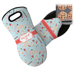 Nurse Neoprene Oven Mitt (Personalized)