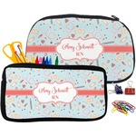 Nurse Pencil / School Supplies Bag (Personalized)