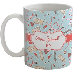 Nurse Coffee Mug (Personalized)