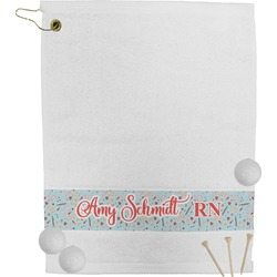 Nurse Golf Towel (Personalized)