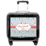 Nurse Pilot / Flight Suitcase (Personalized)
