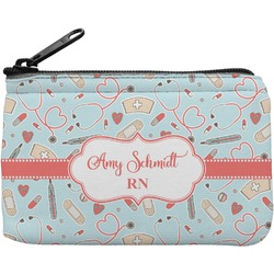 Nurse Rectangular Coin Purse (Personalized)