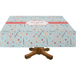 "Nurse Tablecloth - 58""x102"" (Personalized)"