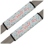 Nurse Seat Belt Covers (Set of 2) (Personalized)