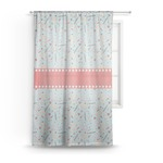 Nurse Sheer Curtains (Personalized)