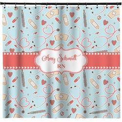 Nurse Shower Curtain (Personalized)