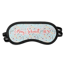 Nurse Sleeping Eye Mask (Personalized)