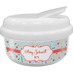 Nurse Snack Container (Personalized)