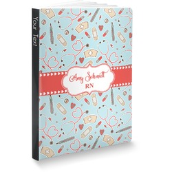 Nurse Softbound Notebook (Personalized)