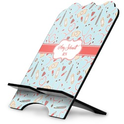 Nurse Stylized Tablet Stand (Personalized)