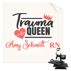 Nurse Sublimation Transfer (Personalized)