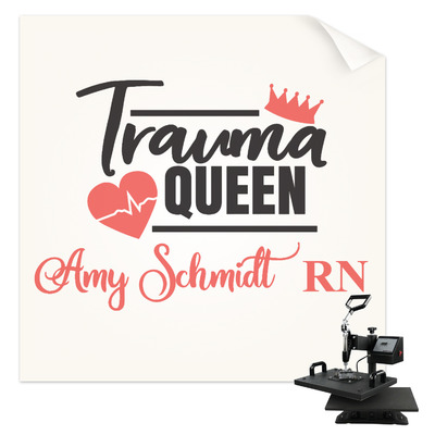 Nurse Sublimation Transfer (Personalized)
