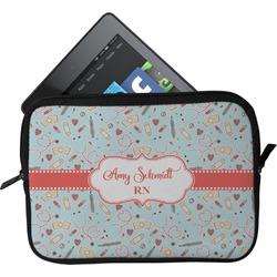Nurse Tablet Case / Sleeve (Personalized)