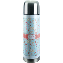 Nurse Stainless Steel Thermos (Personalized)