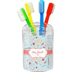 Nurse Toothbrush Holder (Personalized)