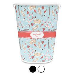 Nurse Waste Basket (Personalized)