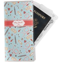Nurse Travel Document Holder