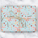 Nurse Wrapping Paper (Personalized)