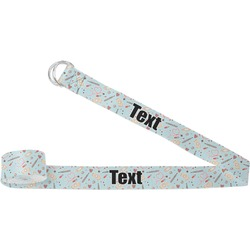 Nurse Yoga Strap (Personalized)